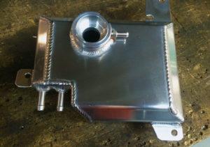 radiator overflow expansion