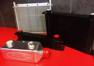 radiator plus oil coolers 01