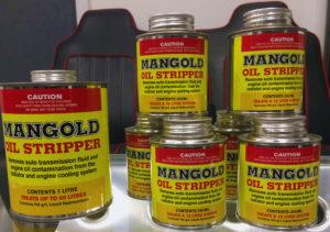 radiator plus mangold oil